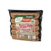 Simply Nature Organic Italian Chicken Sausage