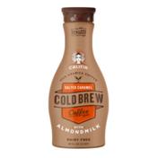 Califia Farms Salted Caramel Cold Brew Coffee with Almondmilk