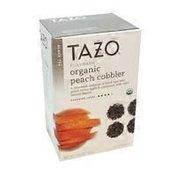 Tazo Tea Organic Peach Cobbler Black Tea