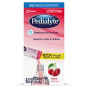 Pedialyte Electrolyte Powder Cherry Powder Powder Packs