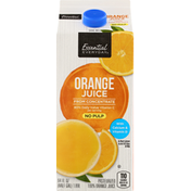 Essential Everyday Orange Juice, From Concentrate, No Pulp
