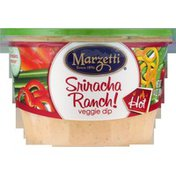 Marzetti Dip, Veggie, Sriracha Ranch!