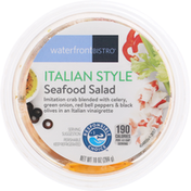 Waterfront Bistro Seafood Salad, Italian Style