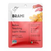 BRAMI Italian Snacking Lupini Beans - Calabrian Pepper