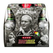Arizona Arnold Palmer Lite Half & Half Iced Tea Lemonade - 6 PK