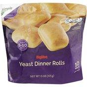 Hy-Vee Yeast Dinner Rolls