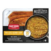 Shady Brook Farms Thai-Style Coconut Curry Turkey Skillet Kit