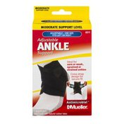 Mueller Ankle Support Adjustable Moderate Support Level - 1 CT