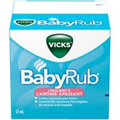 V BabyRub Soothing Aroma Ointment