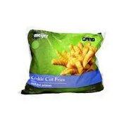 Meijer Crinkle Cut Fries French Fried Potatoes