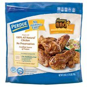 Perdue Honey BBQ Glazed Chicken Wings