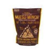 Muesli Munch Walnut Currant Muesli