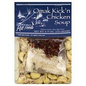 Rill Foods Soup, Omak Kick'n Chicken, Bag
