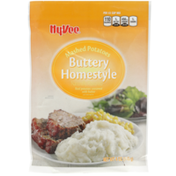 Hy-Vee Buttery Homestyle Real Mashed Potatoes Seasoned With Butter
