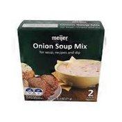 Meijer Onion Soup Mix
