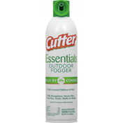 Cutter Fogger, Outdoor, Essentials