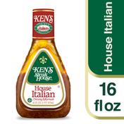 Ken's Steak House Dressing & Marinade, House Italian