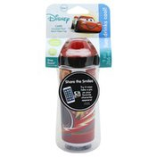 Disney Sippy Cup, Spout, Cars, Insulated Hard
