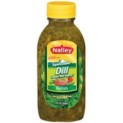 Nalley Dill Squeezable Relish