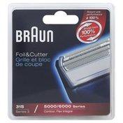 Braun Foil & Cutter, 31S, 5000/6000 Series