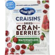 Ocean Spray Dried Cranberries, Watermelon Flavored