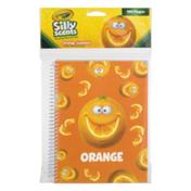 Crayola Sketch Pad Orange Scented