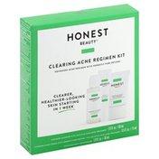Honest Tea Clearing Acne Regimen Kit