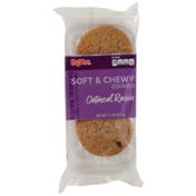 Hy-Vee Oatmeal Raisin Soft & Chewy Cookies