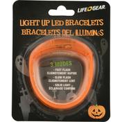 Life + Gear Led Bracelets, Light Up