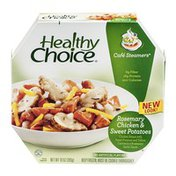Healthy Choice Cafe Steamers Rosemary Chicken & Sweet Potatoes