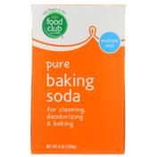 Food Club Pure Baking Soda