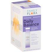 Family Flora Daily Balance, Stick Packs