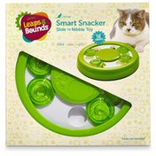 Leaps & Bounds Cat Toy Smart Snacker Slide 'n Nibble Treat Toy