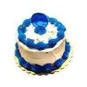 "5"" White Cake"