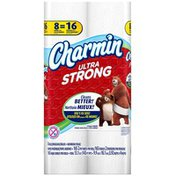 Charmin Ultra Strong Double Rolls  Toilet Paper