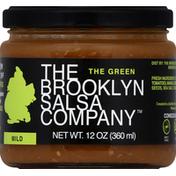 Brooklyn Salsa Salsa, The Green, Mild