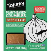 Tofurky Crumbles, Beef Style