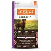 Instinct Original Real Rabbit Recipe Grain-Free Dry Dog Food