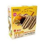 I-Mei Longan Mixed Milk Ice Bar