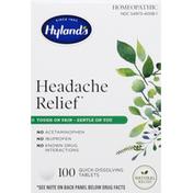 Hyland's Headache Relief, Tablets