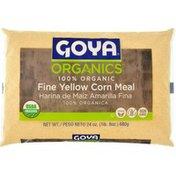Goya Organic Fine Yellow Corn Meal