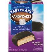 Tastykake Seasonal Mocha Cakes