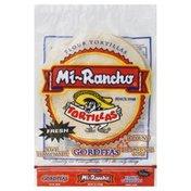 Mi Rancho Tortillas, Flour, Gorditas