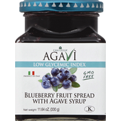 Casa Giulia Fruit Spread, Blueberry with Agave Syrup