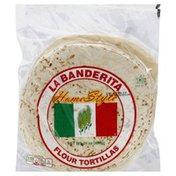 La Banderita Tortillas, Flour, Home Style