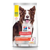 Hill's Science Diet Adult Perfect Digestion Salmon Dry Dog Food