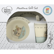 Precious Moments Mealtime Gift Set, Noah's Ark