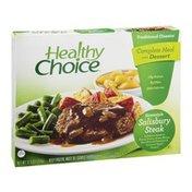Healthy Choice Traditional Classics Salisbury Steak Homestyle