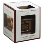 Tuscany Candle Fragrance Bar Warmer, Brown Square