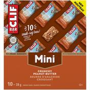 CLIF BAR Mini Crunchy Peanut Butter Energy Bars